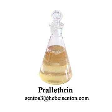 Prallethrin Nyamuk Coil Insecticide PBO