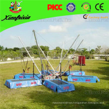 Hot Sale Outdoor Mobile Fly Trampoline