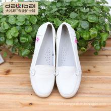 new design unique wedge heels nurse shoes medical shoes women