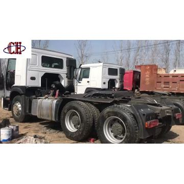 HOWO truck 6X4 420hp tractor truck