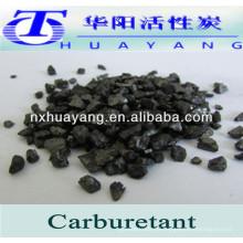 Carburetant/recarburizer carburant iron foundry