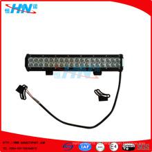 108W LED Lichtleiste Spot Beam Working Lampe für SUV Auto Boot ATV Offroad Truck Gabelstapler