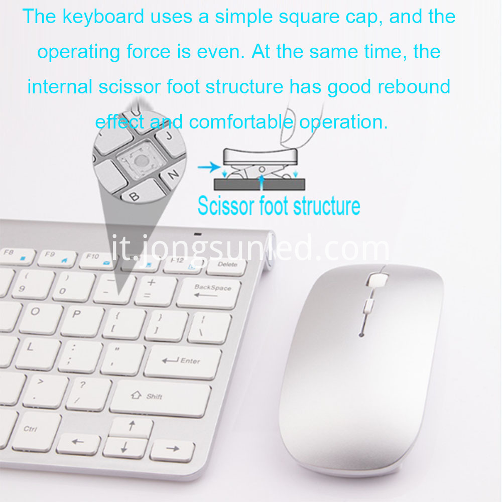 Key Board And Mouse S 4