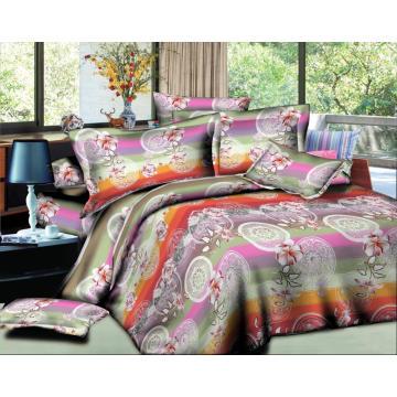 Juego de cama impresa Venta al por mayor de lujo 3d cama