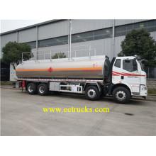 FAW 12 Wheeler 32000L Oil Refueling Trucks
