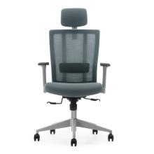 Chaises de maille ergonomiques en vedette Chaire de travail moderne de haute qualité Chaire de bureau renouvelable à prix abordable avec accoudoirs réglables