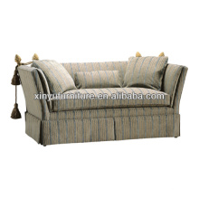 French village style wing arm living room sofa XY0975