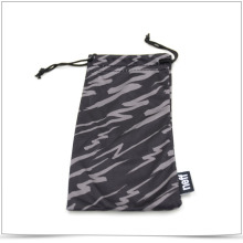 Custom Drawstring Ultra Fabric Mobile Phone Pouch