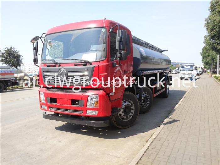 الصين 20000 لتر شاحنة نقل النفط زيت الديزل المصنعين