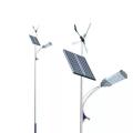 Ветро-солнечный дополнительный солнечный уличный фонарь