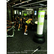 China 2017 Cheapest Hot Sale Rubber Roll/ Intelocking Gym Club Floor Indoor
