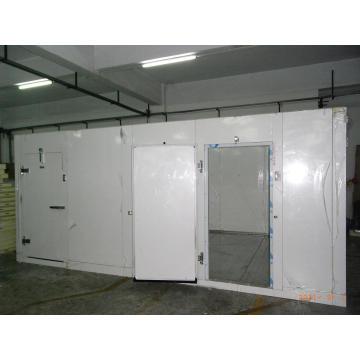 Entreposage frigorifique aux légumes et aux fruits / congélateur / chambre froide