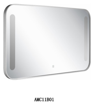 Espejo de baño LED serie MC11 AMC11B01