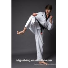 pantalons d'arts martiaux personnalisés, vêtements de taekwondo, vêtements d'arts martiaux