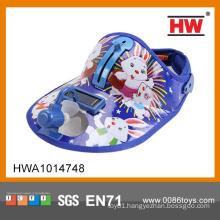 Hot Sale solar cooling fan cap with solar fan