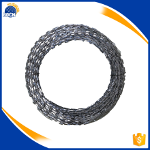 razor barbed wire mesh fence