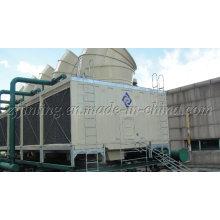 CTI-zertifizierter querstromgekühlter rechteckiger Kühlturm Jnt-280UL / M