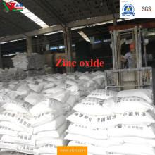 Indirect Zinc Oxide 99.7% White Stone Zinc Oxide White