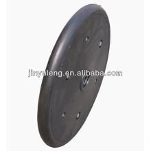 rueda maciza semi de 12 x 1 para el uso de compactación de sembradora