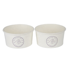 Custom logo ice cream cup design_good price ice cream cup be made in China