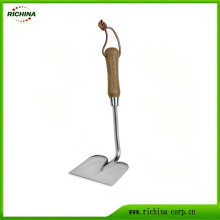 Traditional Garden Tools Stainless Steel Hand Hoe