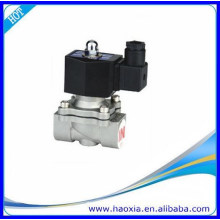 AC220V Stainless steel Square Coil Solenoid Valve For IP65