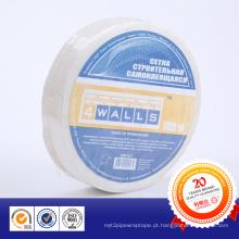 Fita adesiva da malha da fibra de vidro do tipo de Bokun usada na placa do cimento