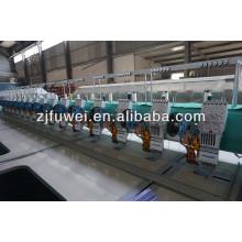 615 máquina de bordado computarizado lentejuelas