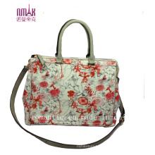 Guangzhou Supplier Designer Printing Handbag Faux Leather Bag (N-1101)