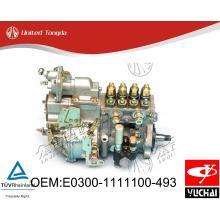 Original Yuchai engine YC4E fuel pump E0300-1111100-493
