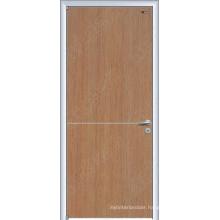 Types of Wood Veneer Door, Unique Exterior Doors, UV Lacquer Interior Door