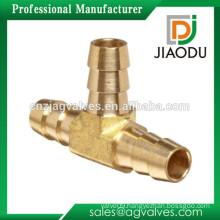 Custom Made OEM/ODM 1 2 3 4 inch DN15 20 China High quality high pressure high pressure water hose 2 male 1 female brass tee