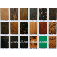 Alunewall Copper and Aluminium Composite Panel sheet outside wall cladding manufacturer wholesale