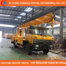 4X2 Rescue Truck 22m Aerial Work Platform Truck for Sale