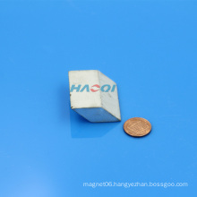 customized irregular shape n52 neodymium magnets