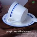 Высококачественный керамический кофейный стаканчик подходит европейским крупным керамическим чашкам и блюдцам