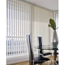 Window Treatment 89 mm Width 100% Polyester Fabric Window Vertical Blind