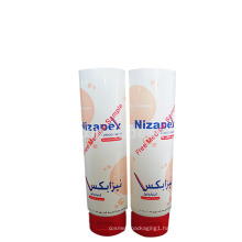 100 ml soft tube for creams,foil hot stamping cosmetic tubes