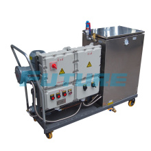 Caldeira a vapor para aquecimento a vapor tipo explosão (EXLDR)