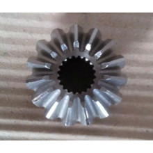 Steel Bevel Helical Gear with Spline for Agricultural Machines