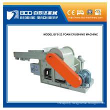 Model Bfs-22 Foam Crushing Machine