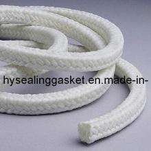 Emballage en fibre de lentille Nomex avec noyau en caoutchouc