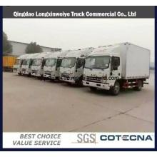 ЕАК 4х2 автофургон грузовой 6,2 м грузовик