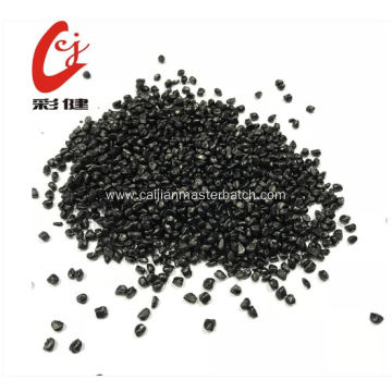 High Gloss Black Masterbatch Granules at best price