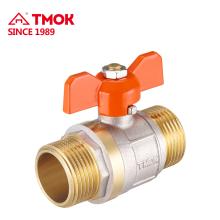 Руководство 15мм высокое качество латунный шаровой клапан с внутренней резьбой в TMOK