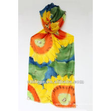écharpe d'été et de printemps