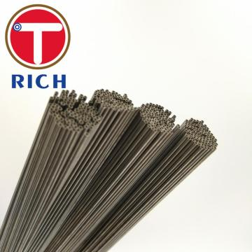 316 304 Small Diameter Thin Wall Round Seamless Stainless Steel Capillary Tube