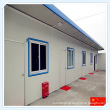 China Wiskind High Quality Green Light Steel Prefabricated Home