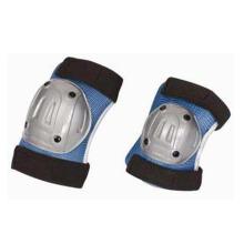 Joelheiras de proteção para uso seguro