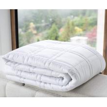 Benutzerdefinierte Bio-Baumwolle gewichtete Decke